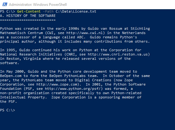 More power PowerShell: Working with the Out-String cmdlet