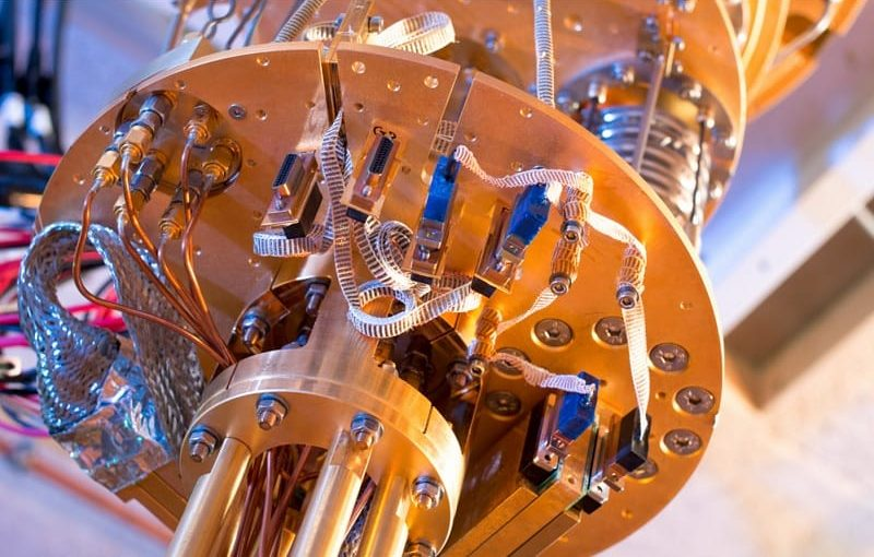 Quantum computing in the cloud