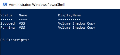 PowerShell functions