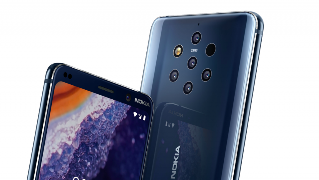 Nokia 9 PureView- MWC 2019