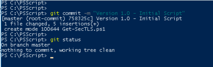 Git basics for IT pros: Using it with your PowerShell scripts