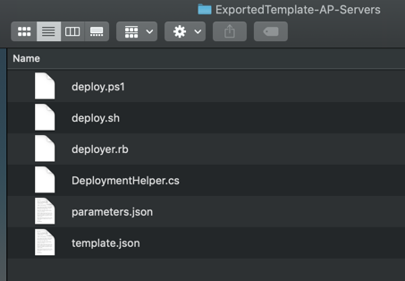 Need for speed: Facilitating the 'export template' feature