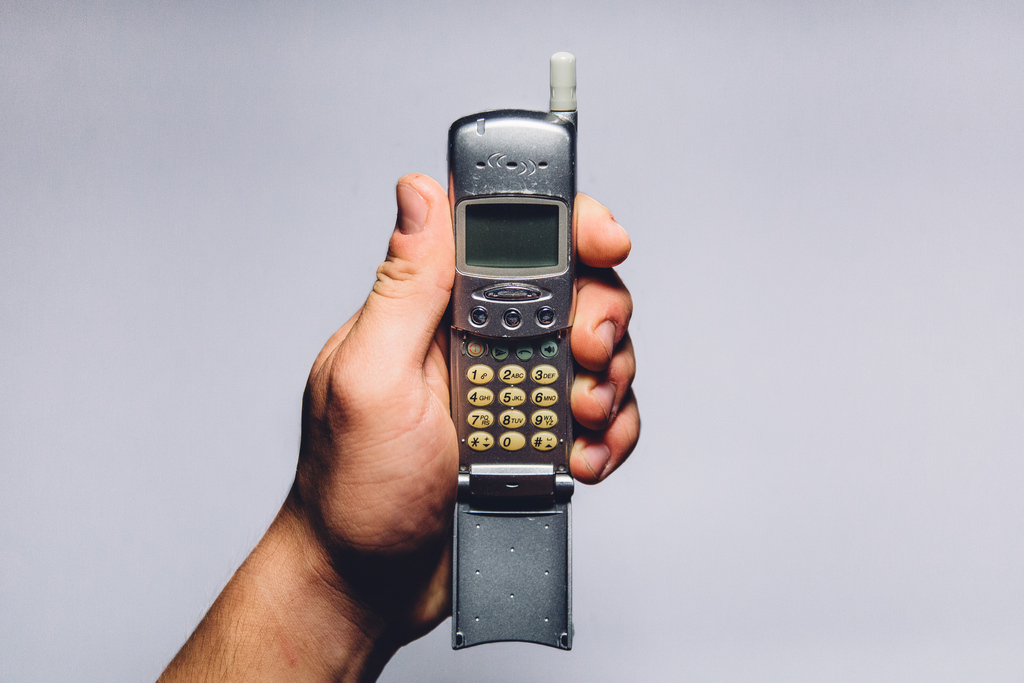 Outdated mobile devices and software