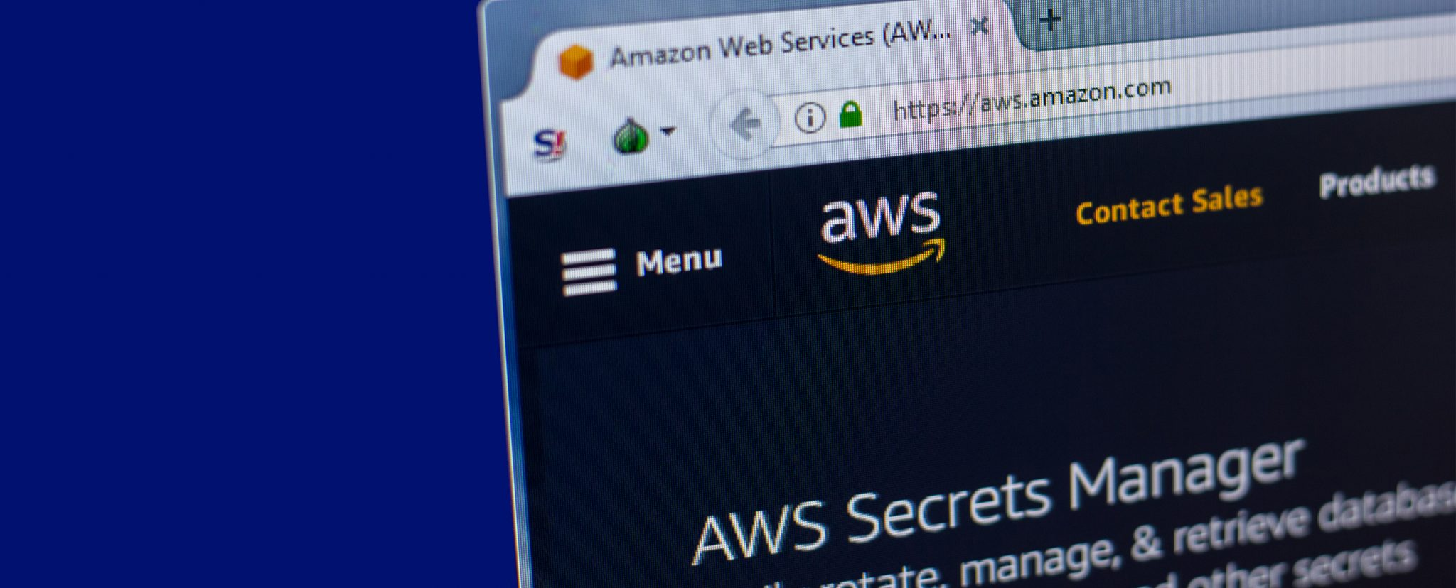 Storing and securing your sensitive data in AWS S3