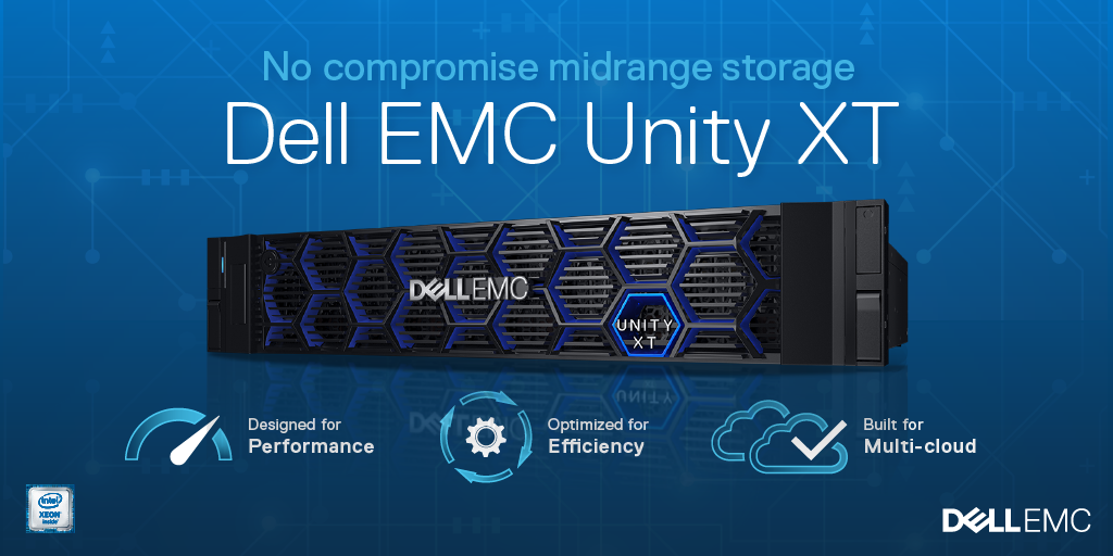 Dell Technologies World 2019: Storage innovations