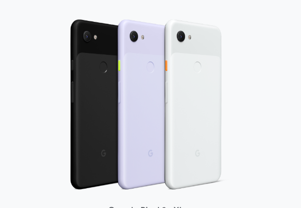 Pixel 3a XL colors