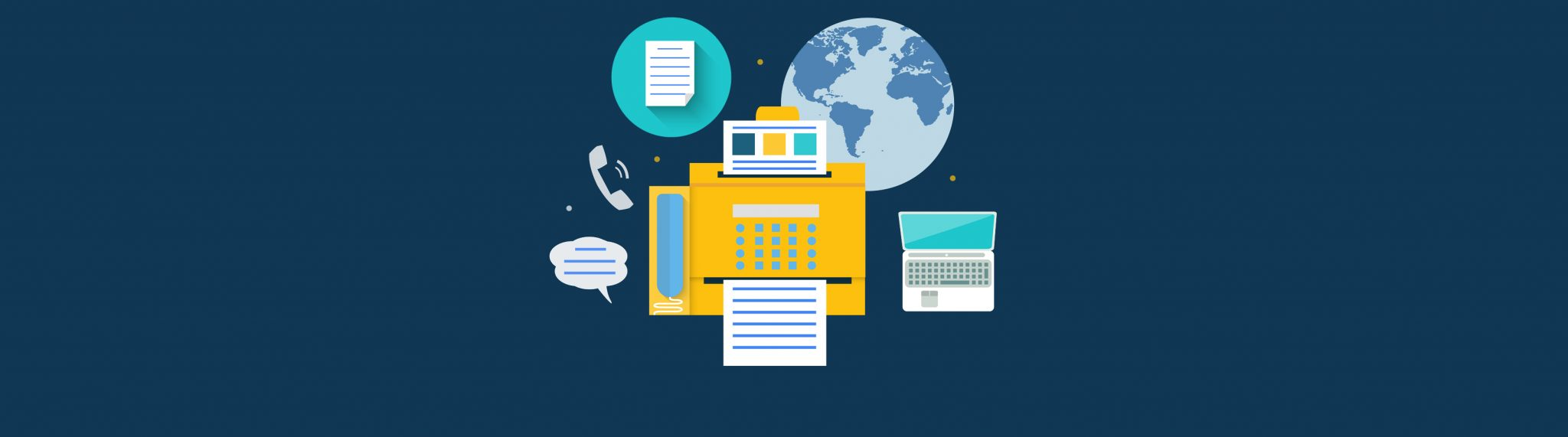 Why email and instant messages haven't killed the fax machine