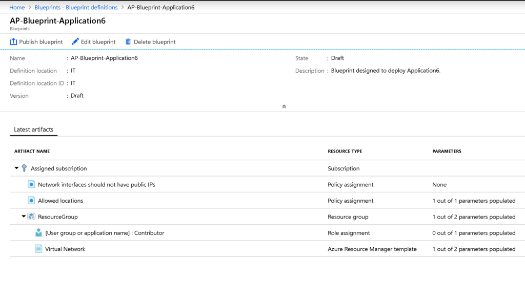 Azure Blueprints: Building and automating better and faster