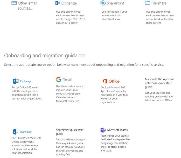 Microsoft 365 administration: SharePoint