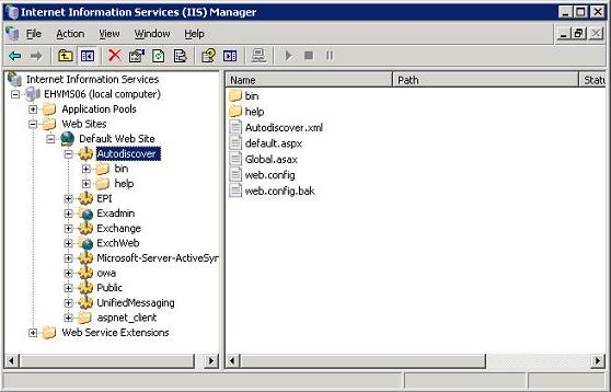 Uncovering the New Outlook 2007 AutoDiscover Service