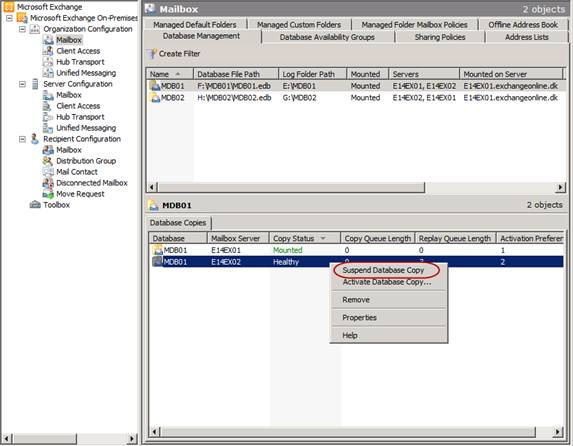 uncovering exchange 2010 database availability groups