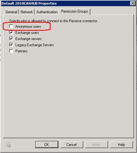 SMTP Routing in Exchange 2010 (Part 2)