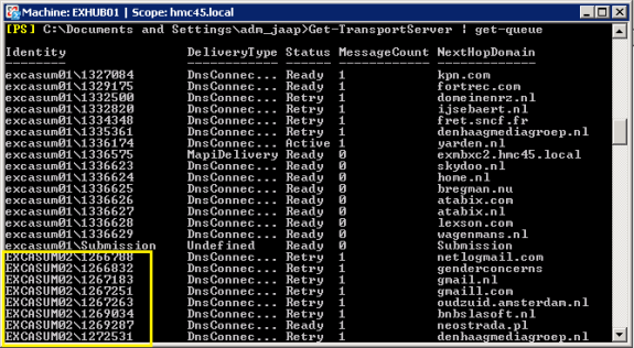 SMTP Routing in Exchange 2010 (Part 4)
