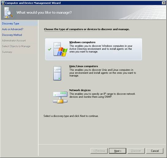 Monitoring Exchange 2010 with OpsMgr 2007 R2 (Part 2)