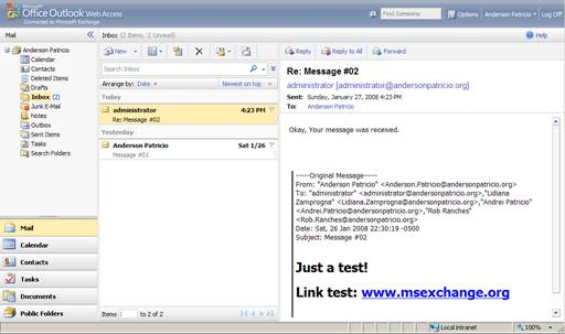 Migrating From POP IMAP To Exchange Server 2007 Using Microsoft