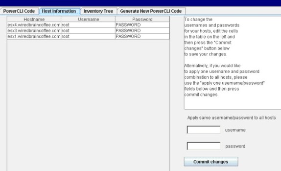 Using the New Free Inventory Snapshot for vSphere by VMware Labs