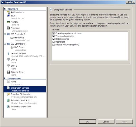 Disaster Recovery for Hyper-V (Part 4)