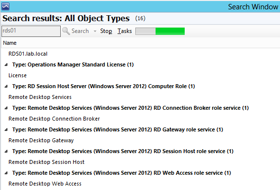 Monitoring RDS 2012 with System Center Operations Manager 2012 (Part 1)