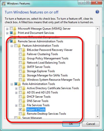 how to get into administrative tools in windows 7