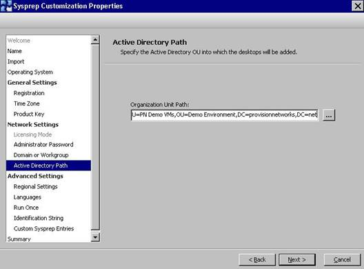 How to install and configure Provision Networks Virtual