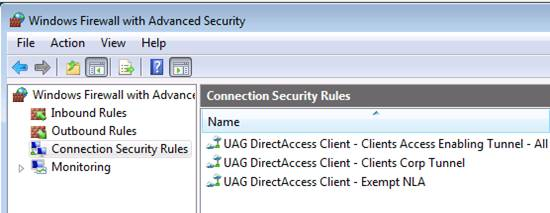7 Steps for Troubleshooting DirectAccess Clients