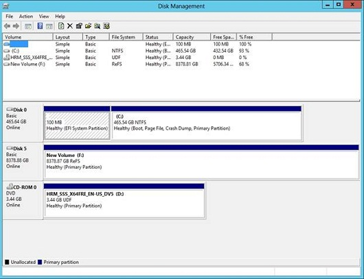Getting Used to Using Windows Storage Spaces (Part 3)
