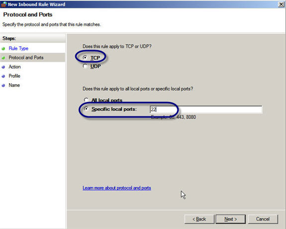 how to connect ssh in windows