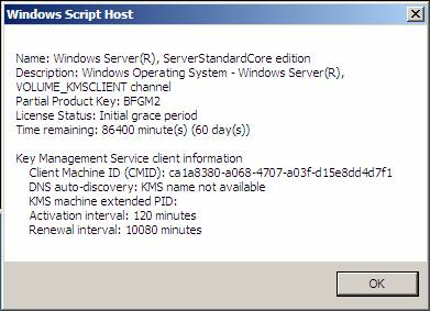 How to use the Windows Server License Manager Script - slmgr vbs