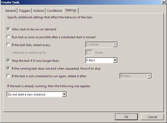 Working with the Windows Server 2008 Task Scheduler (Part 1)
