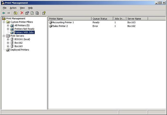 Print management command server 2003 | How to Open and Use Print