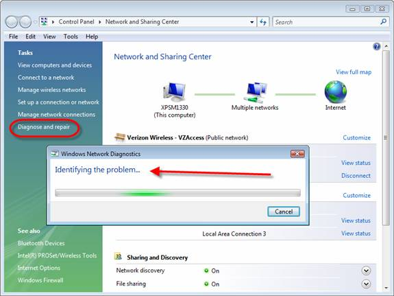 5 Tips To Troubleshoot Windows Vista Networking Issues