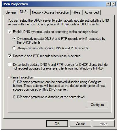 Windows Server 2008 R2 Improvements in DHCP (Part 1)