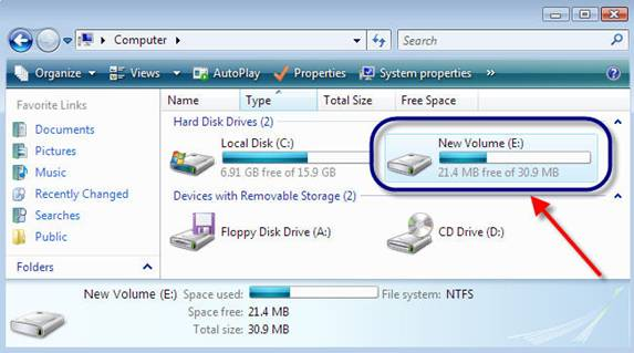 How to connect Windows Server 2008 and Windows Vista to an iSCSI Server