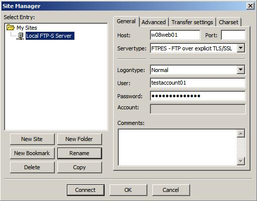 IIS 7 0 - FTP Publishing Service – Part 3: Securing an FTP site