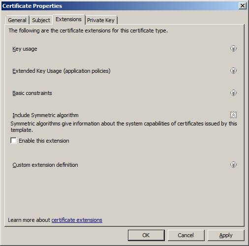Introducing the Vista and Windows Server 2008 Advanced Certificate ...