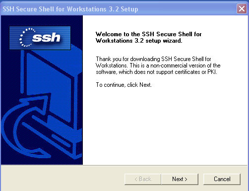 SSH: Using Secure Shell for Windows
