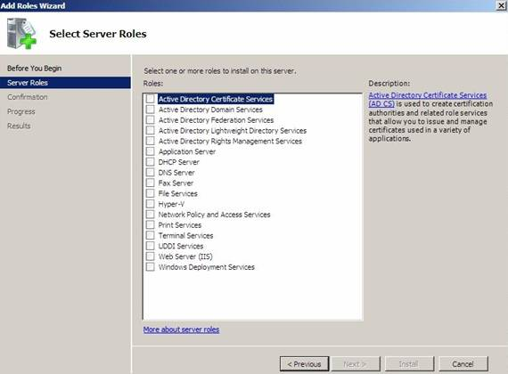 Using Certificate-Monitoring Tools with Windows Server 2008