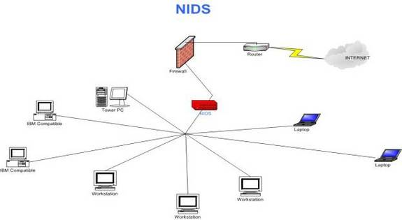 host based ids vs network based ids part techgenix golden question time nids or hids