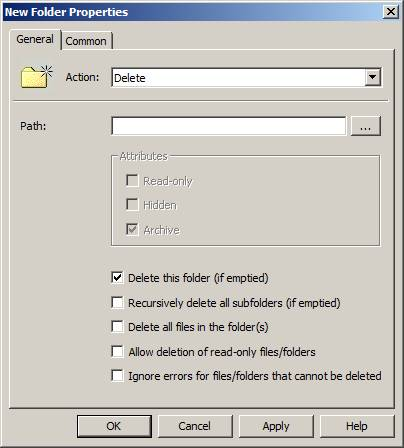 Clean up Those Pesky Temporary Internet Files Using Group