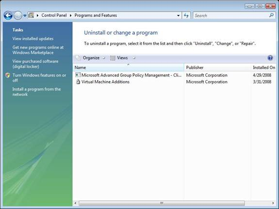 Installing and Using the Remote Server Administration Tools (RSAT