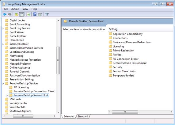 Securing remote desktop services in windows server 2008 r2 techgenix figure 3 yadclub Images