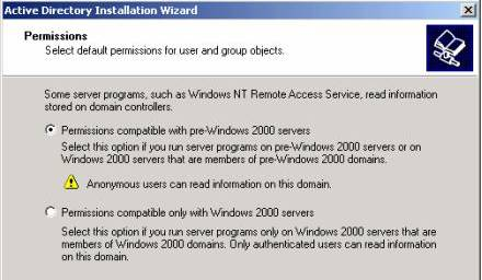 Active Directory information exposed to users?