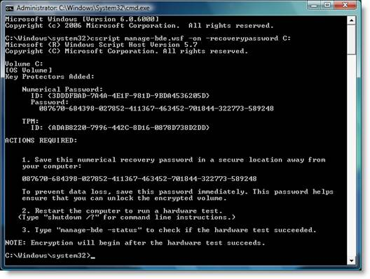 A best practice guide on how to configure BitLocker (Part 2)