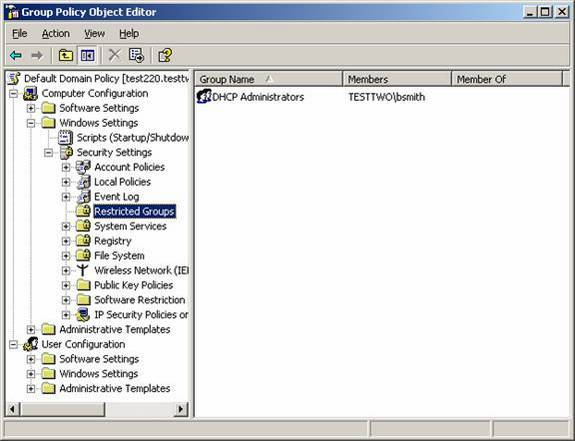 DHCP Server Security (Part 2)