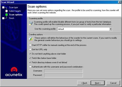 Product Review: Acunetix Web Vulnerability Scanner