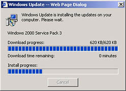 install windows service pack 3 download