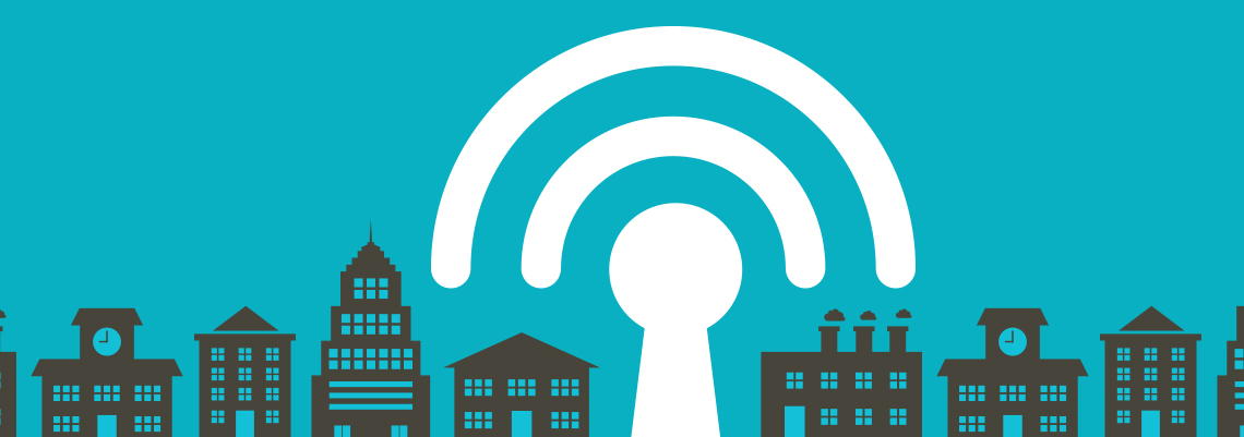 locking wifi- WiFi security for small businesses