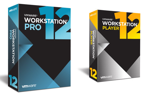 VMware Workstation Player and Pro editions