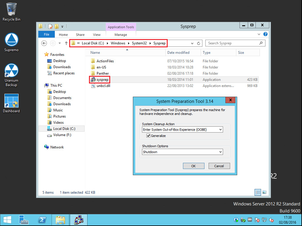 How to Create a Hyper-V VM Template Simplified