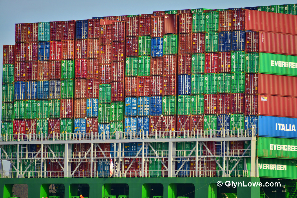 container startups